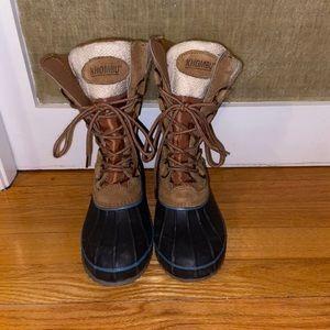 Khombu Cozy Winter Waterproof Boots